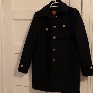 Wool pea coat size XS